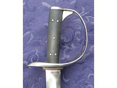 1885 Pattern British Cavalry Sword