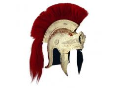 Praetorian Guard Helmet with Horse-Hair Plume