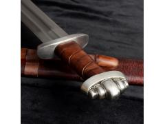 Five Lobe Viking Sword